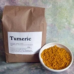 Turmeric Herb Seasoning, Certified Organic EQ39 | For Horse Arthritis, Bowel Health & Anti-Inflammatory